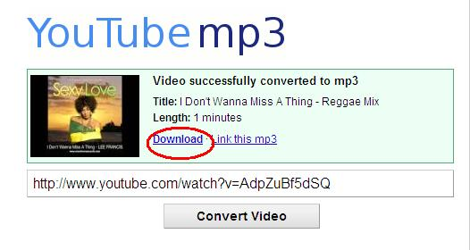 como descargar musica de youtube mp3
