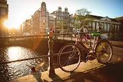 Утренний Амстердам