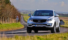 Sportage is used car of the year