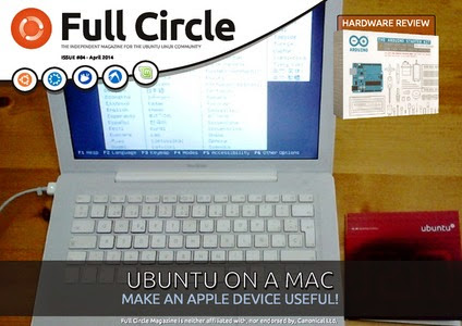 Full Circle Issue 84