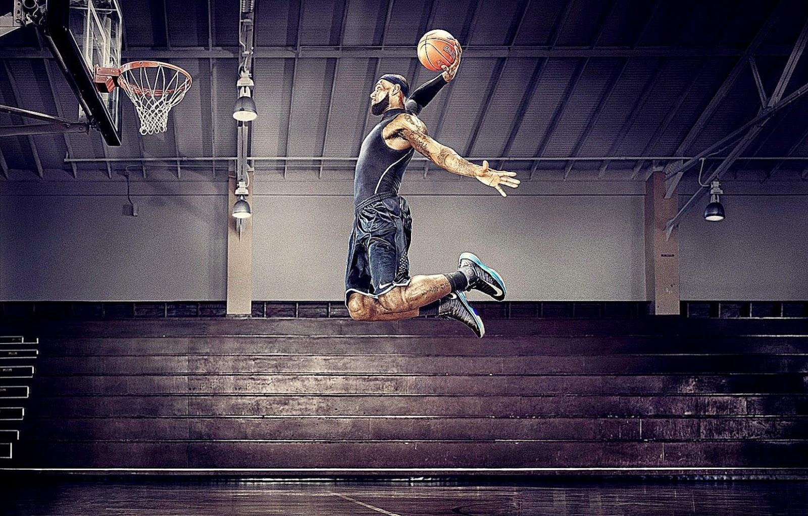 Cool Hd Wallpapers Nike Basketball Wallpaper