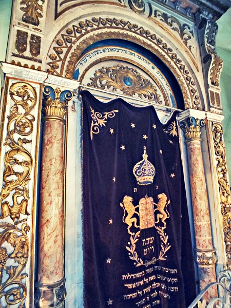 poarta sinagoga mamulari bucuresti august 2013