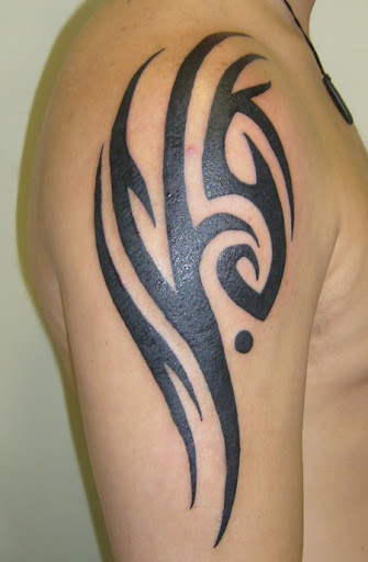 tribal tattoos for men arms