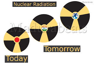 Japan Nuclear Radiation-India,India,Radiation,Nuclear Plants,Radiation,