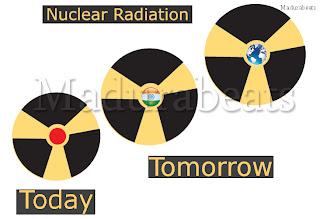 Japan Nuclear Radiation-India,India,Radiation,Nuclear Plants,Radiation,
