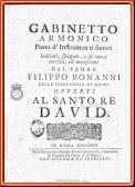 Gabinetto armonico pieno d'instromenti sonori', por Filippo Bonanni. B. N. de España