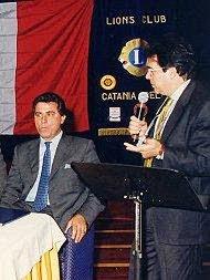Cosimo Indaco, Bianco, presso Lyons 1998