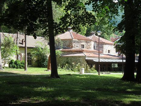Центр Сокобани, турецкий хамам