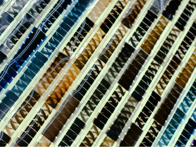 no w here open studio: THE END OF COLOUR REVERSAL FILM? by