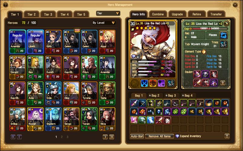 Soi cận cảnh game Heroes of the Realm - Ảnh 3
