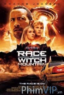Cuộc Đua Đến Núi Phù Thủy - Race To Witch Mountain poster