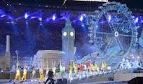Video clausura Juegos olimpicos 2012 JJOO