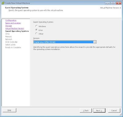 Crear máquina virtual en VMware ESXi mediante VMware vSphere Client