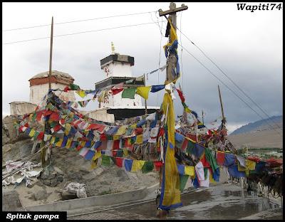 Entre monastères et lacs au Petit Tibet Indien - Page 2 9.Spituk
