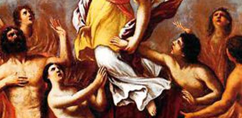 Le pene del Purgatorio descritte dalle rivelazioni private di alcuni Santi, riconosciute dalla Chiesa.