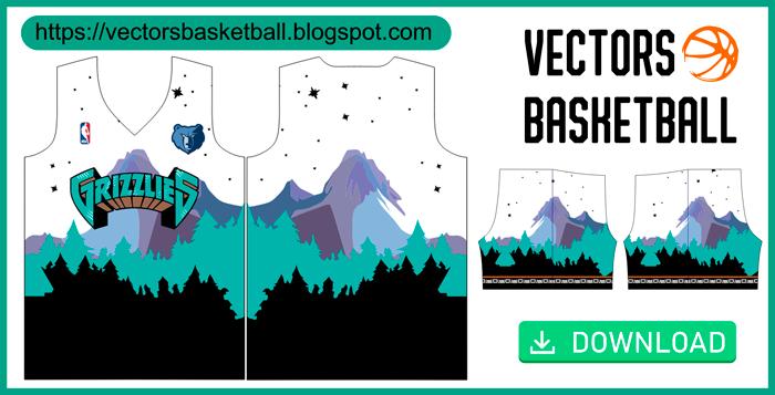 Download Basketball Jersey Vector Design
