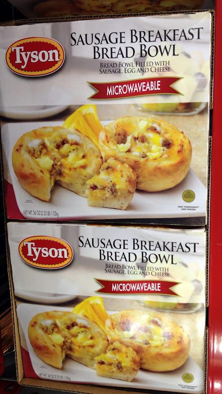 """""""Tyson KNOW Hunger Tyson Breakfast Bread Bowls #TysonBreakfast #CBias"""""""