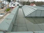 Unser Pool auf dem Dach...
