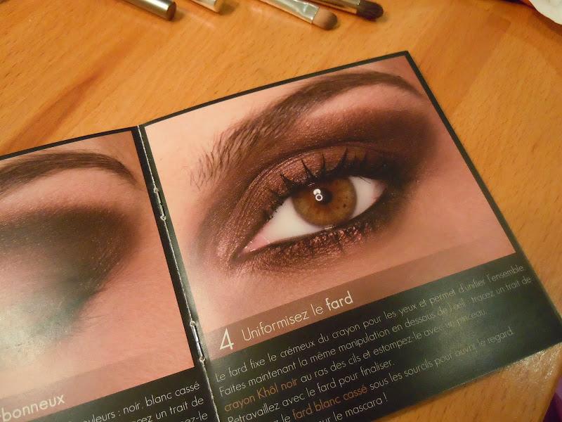 , I try : Le Smoky Eyes