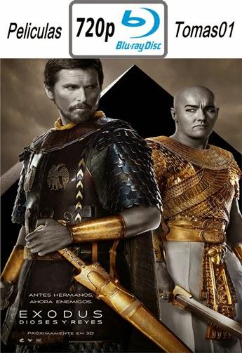 Exodus: Dioses y reyes (Éxodo, Dioses y Reyes) (2014) (BRRip) BDRip m720p