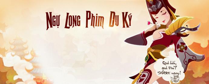 Xem phim Ngự Long Phim Du Ký 2014 - Ngự Long Phim Du Ký - 2014 Vietsub