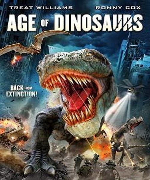 Filme Poster Age of Dinosaurs DVDRip XviD & RMVB Legendado