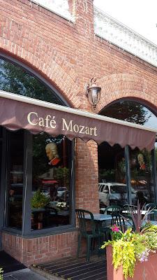 Cafe Mozart Mamaroneck Menu