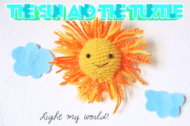 Sun Amigurumi | Crochet toys patterns, Knitting patterns toys ... | 485x728