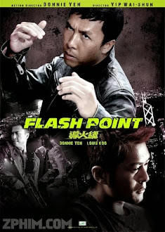 Ngòi Nổ - Flash Point (2007) Poster