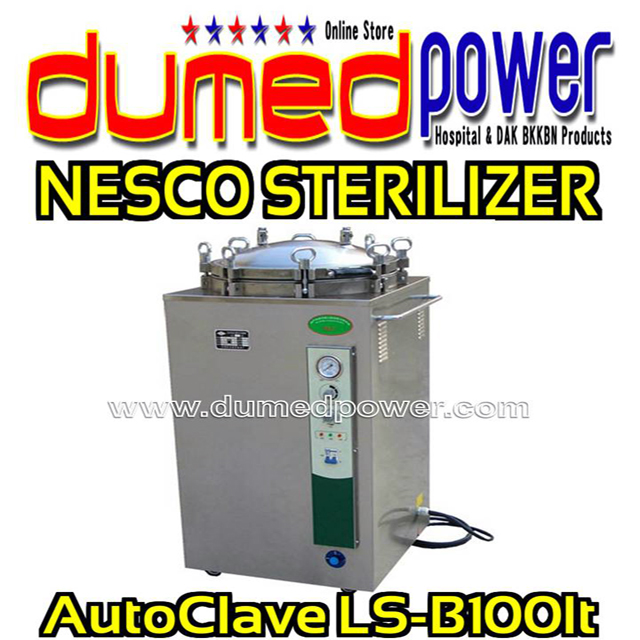 Nesco-Sterilizer-Autoclave-LS-B100lt-Made-in-China
