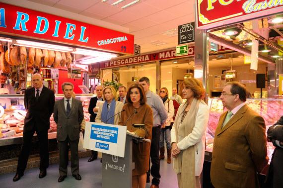 Nueva ordenanza para comerciantes, hosteleros y empresarios de la alimentación de Madrid