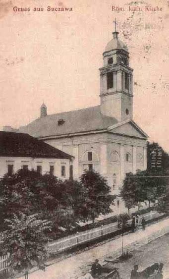 Suceava şi primul ei orologiu public, în turnul cu clopote al Bisericii romano-catolice | a doua jumătate a sec. XIX