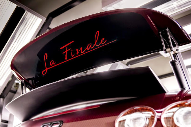 GENEVA 2015 - Bugatti Veyron La Finale - press conference [w/VIDEO]