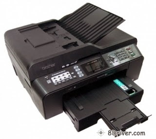 Get Brother MFC-J6510DW printer's driver, study easy methods to set up