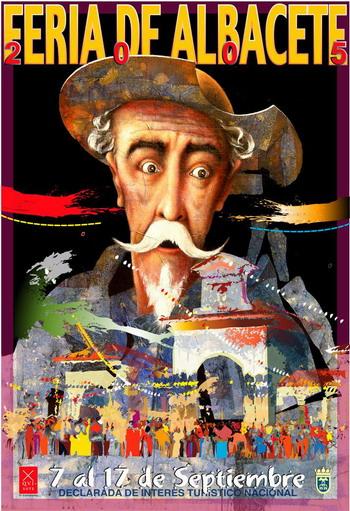 Cartel Feria Albacete 2005