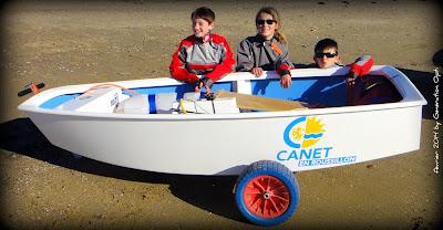 Voile Ecole de sport Canet-en-Roussillon