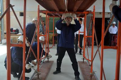 Đơn hàng giàn giáo cần 6 nam thực tập sinh làm việc tại Saga Nhật Bản tháng 05/2016