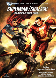 Superman Shazam The Return Of Black Adam