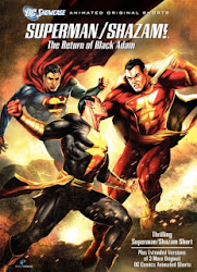 Superman Shazam The Return Of Black Adam