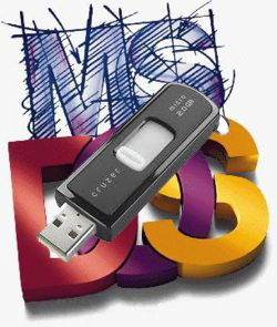 Crear un USB Booteable Con Ms DOS