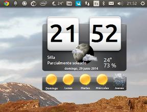 My-Weather-Indicator 0.6.8 o una de resolviendo errores