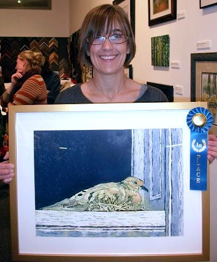 """First Place: """"Nesting Instinct"""" by Lee Walter"""