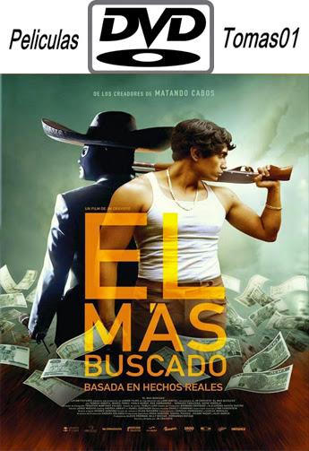 El Más Buscado (El Charro Misterioso) (2014) DVDRip
