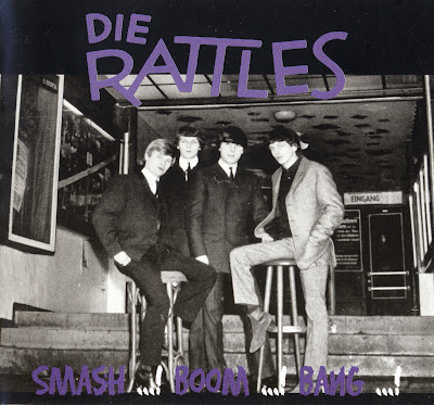 the Rattles ~ 2000 ~ Smash! Boom! Bang! 1963-65