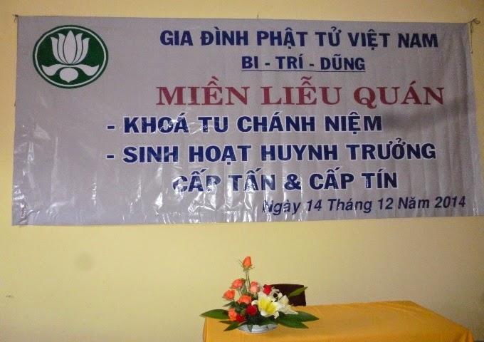Video clip: Sinh hoạt Huynh Trưởng Miền Liễu Quán GĐPTVN (Quốc Nội)