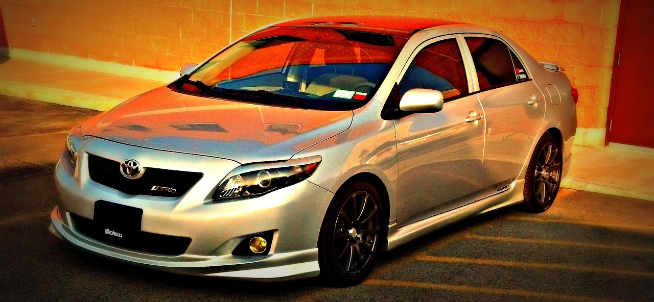 Post Pics of your 10th Gen Corolla/Matrix! (Pics Only,Convos in Chat