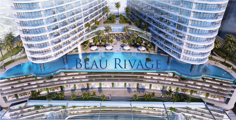Tầng đế của Beau Rivage Nha Trang