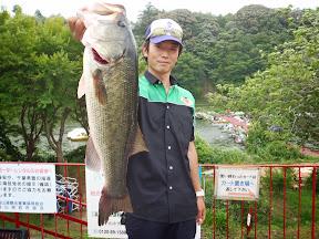 2位 渡辺睦選手