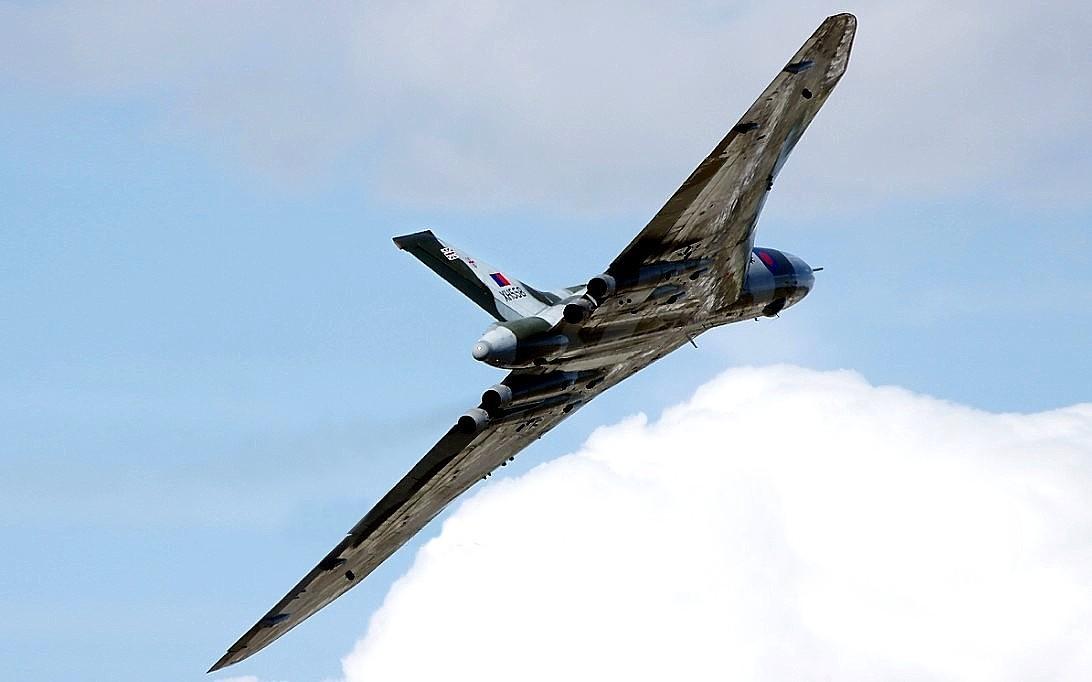 Avro Vulcan Bomber Aircraft Wallpaper 4
