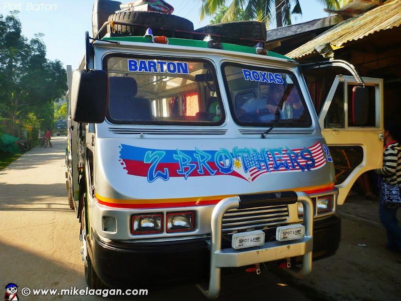 Jeepney to Roxas